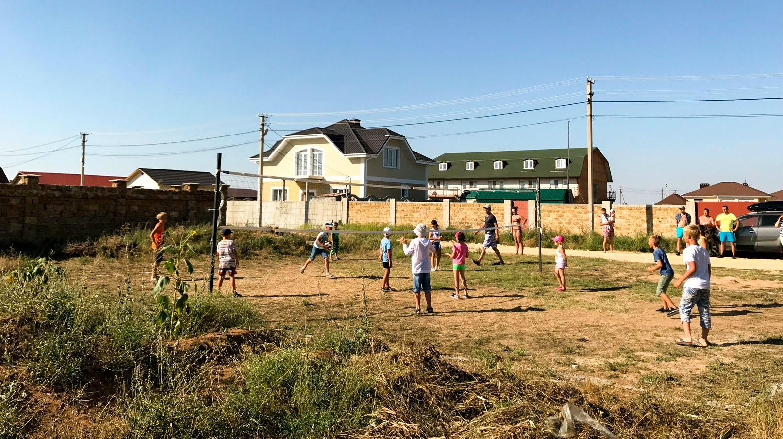 Детский отдых в Евпатории