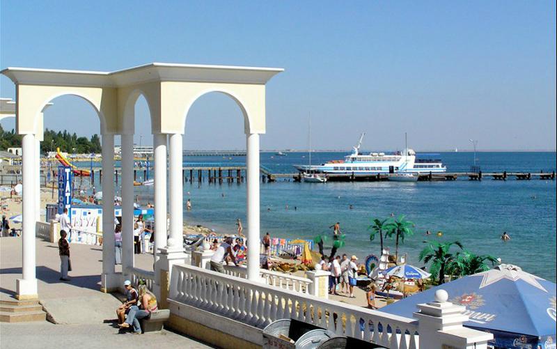 Развлечения в Евпатории Крым