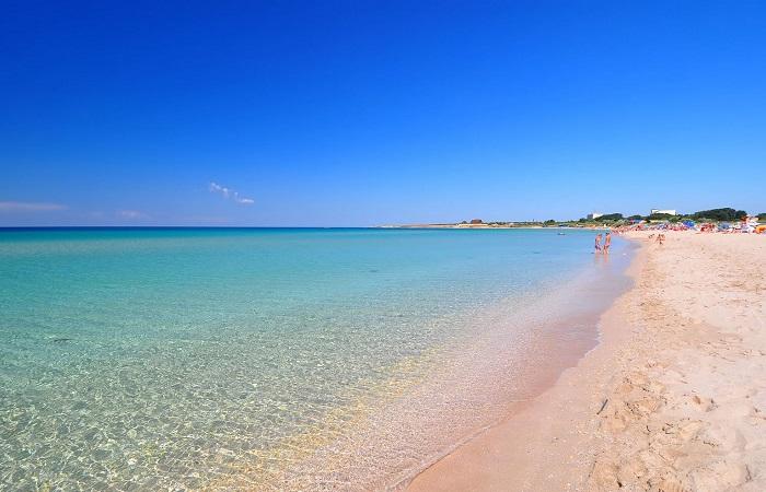 Поселок Заозерное Крым пляжи