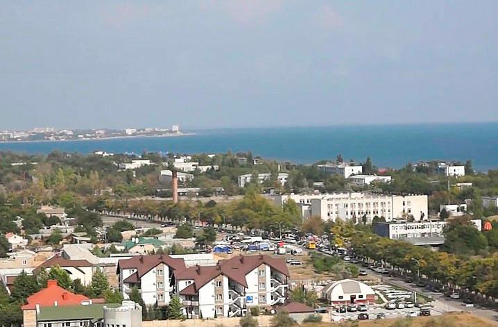 Крым Евпатория Заозерное фото